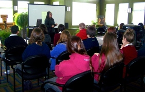 2015 youth leadership symposium at Jericho House, Wainfleet, Ontario